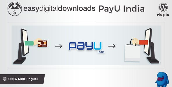Easy Digital Downloads - PayU India Payment Gateway - CodeCanyon Item for Sale