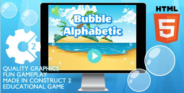 Bubble Alphabetic Educational
