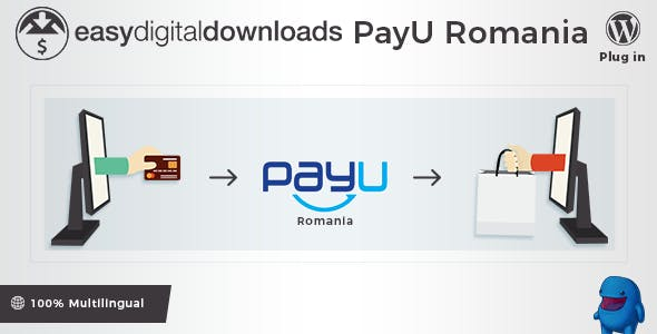 Easy Digital Downloads - PayU Romania Payment Gateway