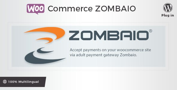 Zombaio Payment Gateway for WooCommerce