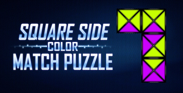 Square Side Colour Puzzle