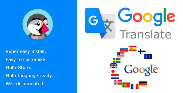 Google Translate 105 Languages & Google Analytics