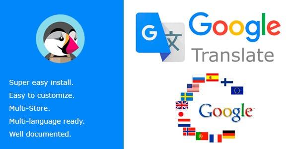 Google Translate 105 Languages & Google Analytics