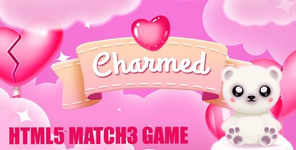 Charmed: Match 3 Valentine Game [Mini]