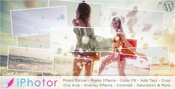 iPhotor - Photo Editor, Photo Effects, Photo Makeup, Image Editor, Product Image Editor