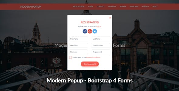 26 Best CSS Forms