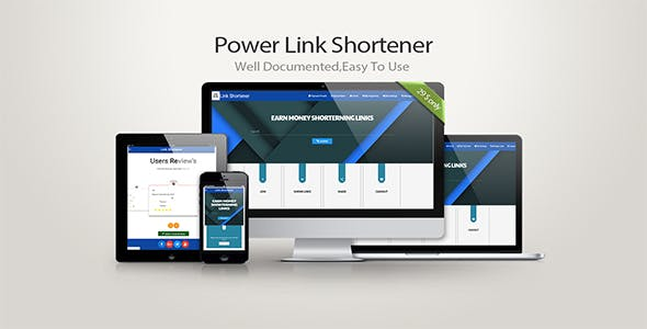 Power Link Shortener  3.0