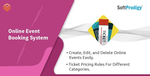 MageBooking - Online Event Booking System