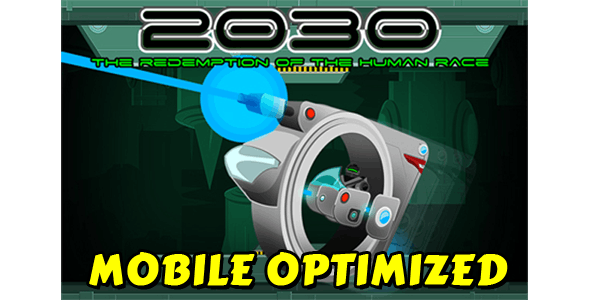 Shoot em up Side Scrolling Arcade Game - 2030 - CodeCanyon Item for Sale