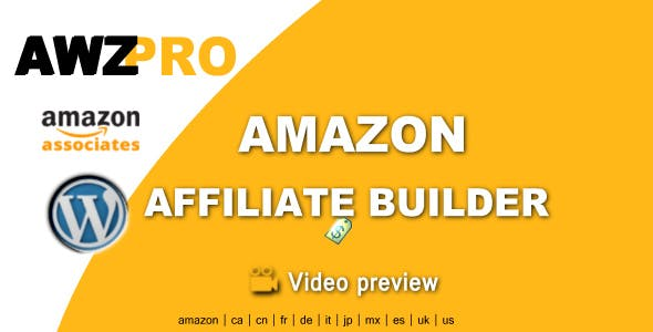 Awzpro - Amazon Affiliate Builder