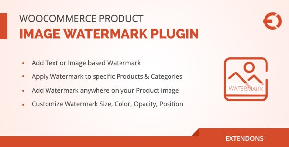 WooCommerce Product Image Watermark Plugin - CodeCanyon Item for Sale