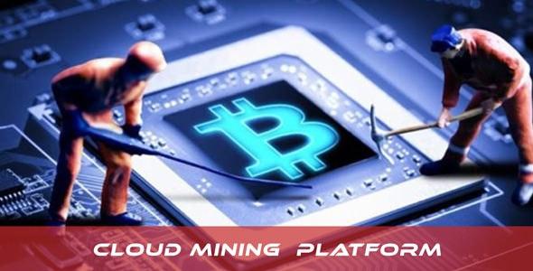 MINER - Cloud Mining Platform - CodeCanyon Item for Sale