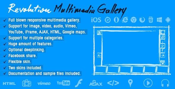 Revolution Multimedia Gallery