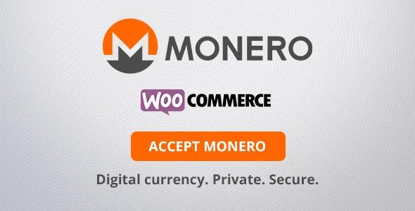 Monero WooCommerce Payment Gateway - CodeCanyon Item for Sale