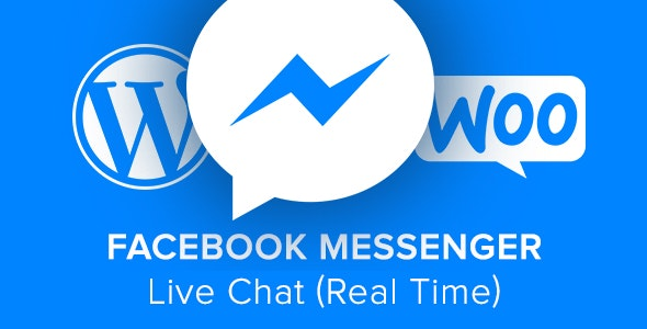 Facebook Messenger Live Chat - Real Time - CodeCanyon Item for Sale