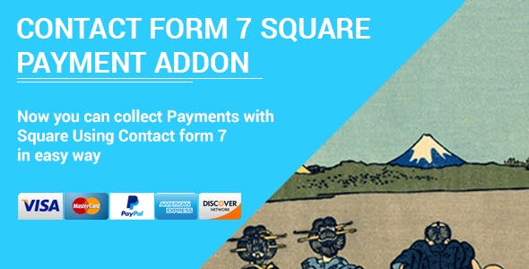 Contact Form 7 Square Payment Addon