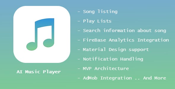 AI Music Player