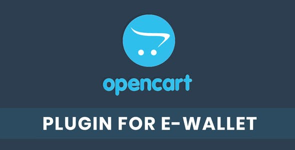 Ewallet Payment Gateway For OpenCart