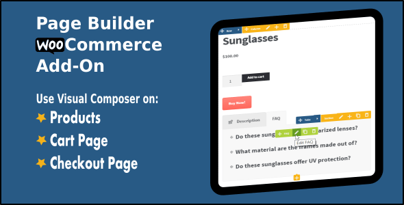 Page Builder WooCommerce Add-On