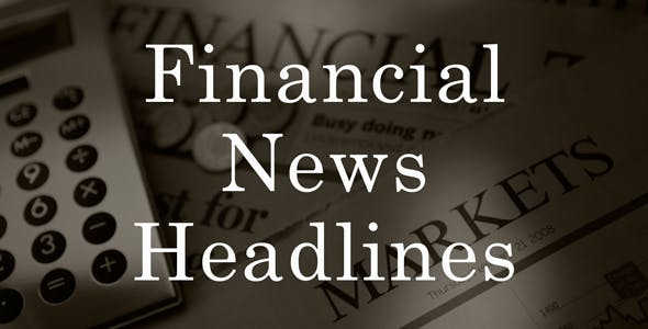 Stock Market & Financial News Headlines | WordPress Plugin