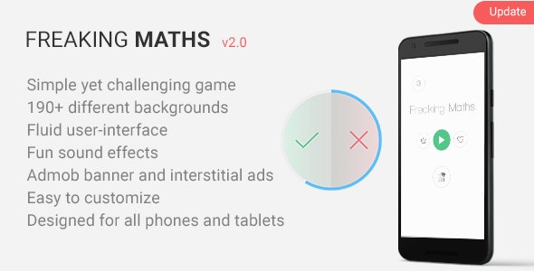 Freaking Math - CodeCanyon Item for Sale