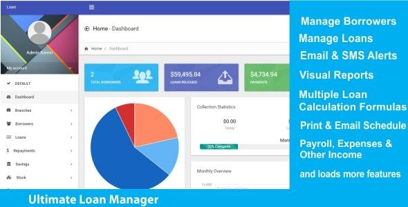 Ultimate Loan Manager v3.0