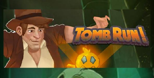 Tomb Run - HTML5 Game (CAPX)