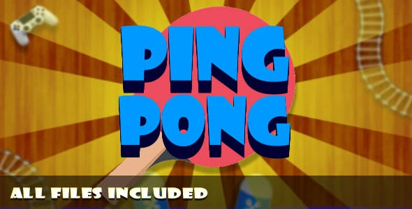 Ping Pong (CAPX & HTML) Game.
