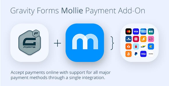 Gravity Forms Mollie Payment Add-On