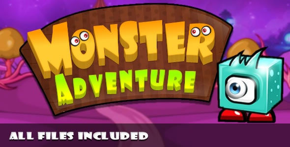 Monster Adventure (CAPX & HTML) Game. - CodeCanyon Item for Sale