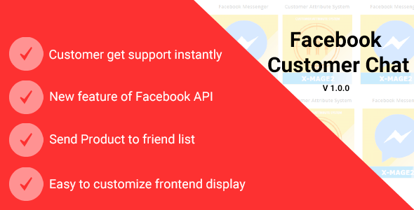 Facebook Customer Chat for Magento 2 - CodeCanyon Item for Sale