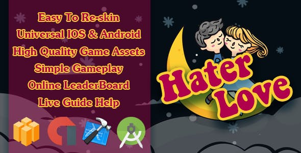 Hater Love (BBDOC File + Android Studio Project)