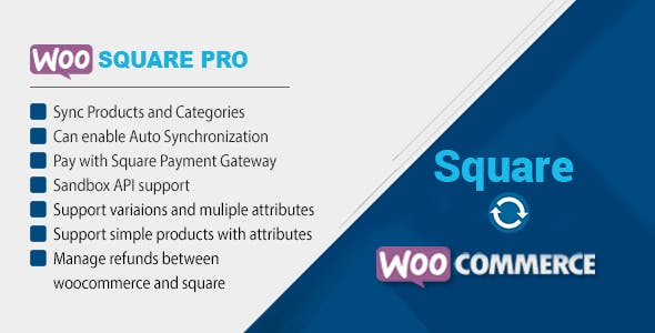 WooSquare Pro - Square For WooCommerce        Nulled