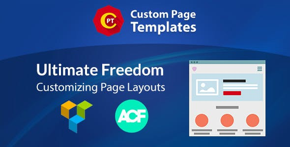 Custom Page Templates: New Way of Creating Custom Templates in WordPress