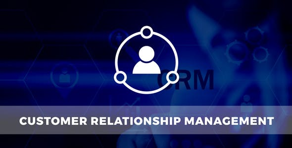 CRM - Customer Relationship Management System