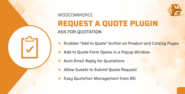 WooCommerce Request a Quote Plugin - Ask for Quotation - CodeCanyon Item for Sale