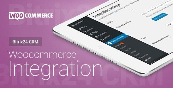 WooCommerce Bitrix24 CRM Integration Plugin für die Bestellabwicklung (Checkout)
