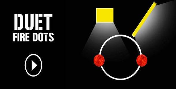 Duet Fire Dots