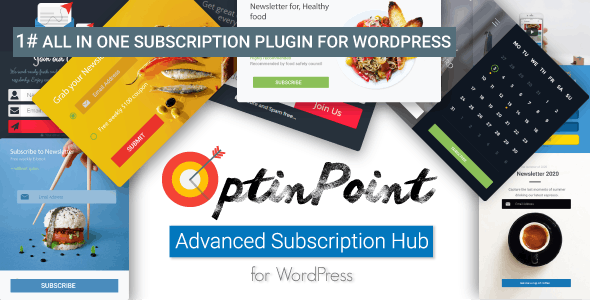 OptinPoint | All in One Subscription Plugin for WordPress