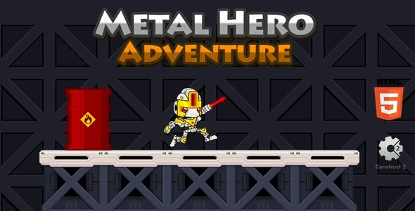 Metal Hero Adventure