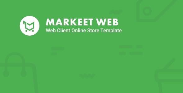 Markeet Web 1.0
