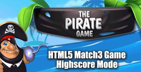 The Pirate Match 3 Game