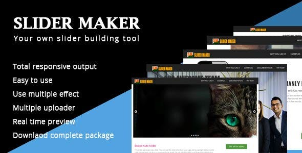 Slider Maker-Visual Slider Composer