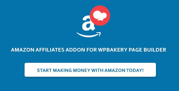 Amazon Affiliates Addon for WPBakery Page Builder (formerly Visual Composer)