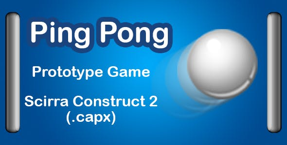 Ping Pong Ball Game Prototype