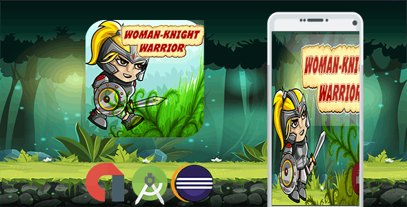 Wonder Warrior Fighting Woman For Android