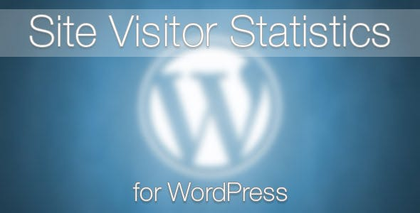 Site Visitor Statistics for WordPress