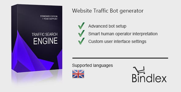Traffic Search Engine | Advanced Edition