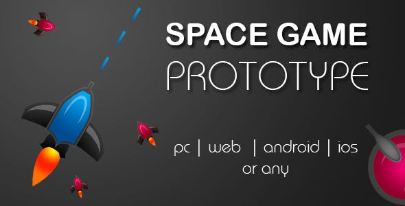 Space Game Prototype