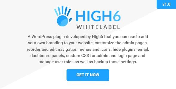 Whitelabel WordPress Admin and Login